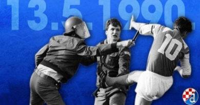 DINAMO-CRVENA ZVEZDA – utakmica koja je promijenila svijet