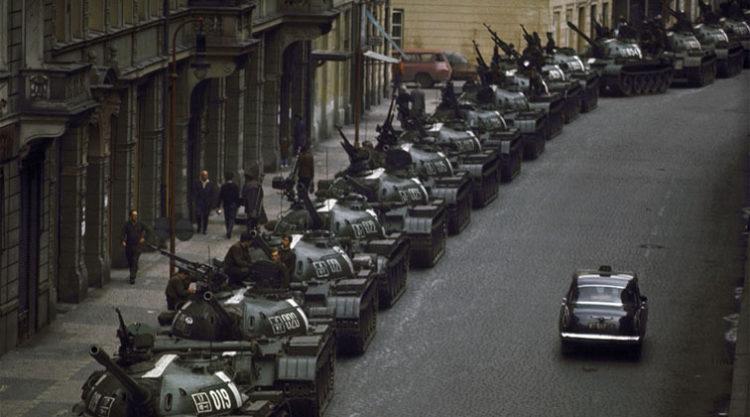 SOVJETSKA INVAZIJA ČEHOSLOVAČKE – varljivo ljeto '68.