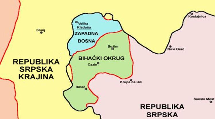 REPUBLIKA ZAPADNA BOSNA – hronologija jedne izdaje