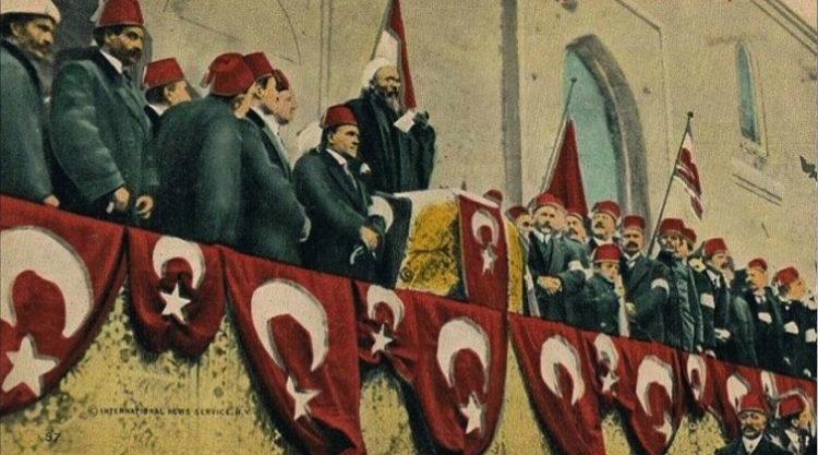 DŽIHAD PROTIV ANTANTE  1914. GODINE