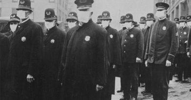 ŠPANSKA GRIPA 1918. GODINE
