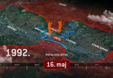 POFALIĆKA BITKA – presudna bitka za Sarajevo