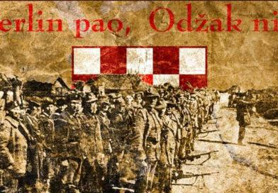 BITKA ZA ODŽAK – rat nakon rata