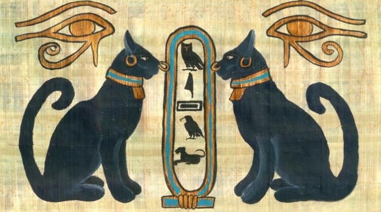 KULT MAČKE U STAROM EGIPTU