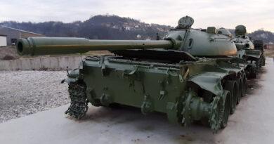 GROBLJE TENKOVA – velika pobjeda Armije RBiH