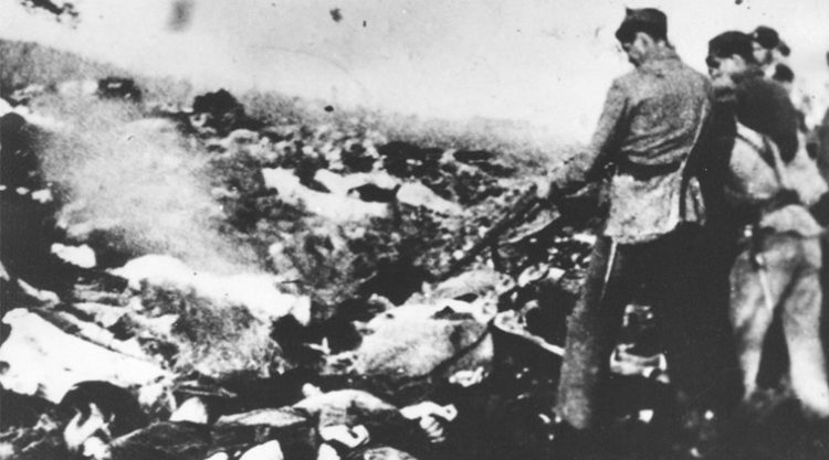 """KUD NARODNA VOJSKA PROĐE – kako su partizani """"oslobodili ..."""