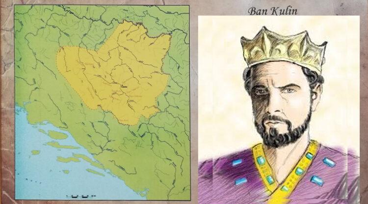 BOSNA U XII VIJEKU – od bana Borića do bana Kulina