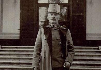 Feldmaršal Svetozar Borojević – Lav sa Soče