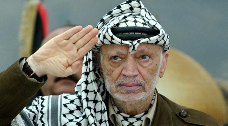 JASER ARAFAT – Palestinski simbol otpora