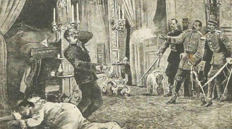 MAJSKI PREVRAT – kraj dinastije Obrenović