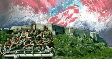 OLUJA – oslobođenje Hrvatske