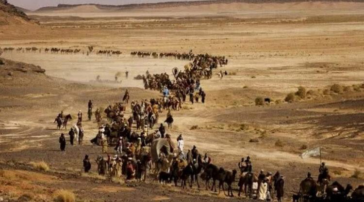 HIDŽRA – preseljenje muslimana iz Meke u Jesrib
