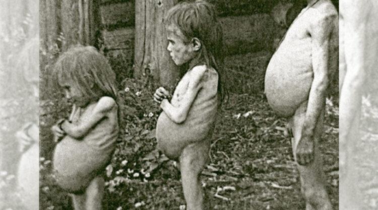 GLADOMOR U UKRAJINI 1932-1933 – komunistički genocid izgladnjivanjem