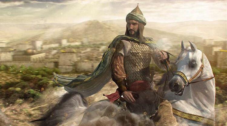 SALAHUDIN – oslobodilac Kudsa